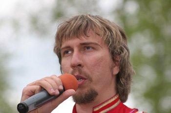 ensemble of Ukrainian songs