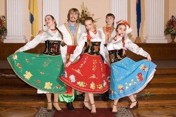 Концерт в Киевской мэрии.