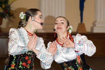 Ukrainian song sounds
