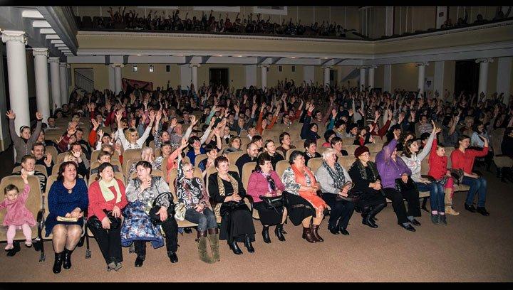 сольный концерт в Полтаве