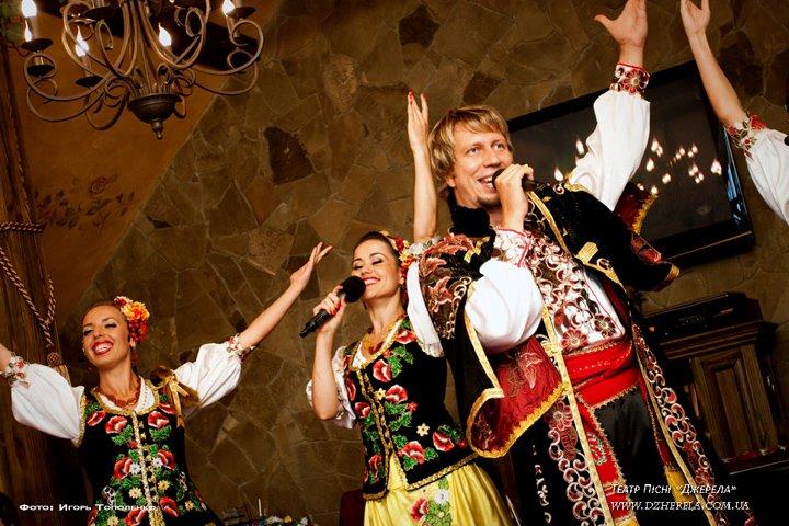 українські пісні на весіллі
