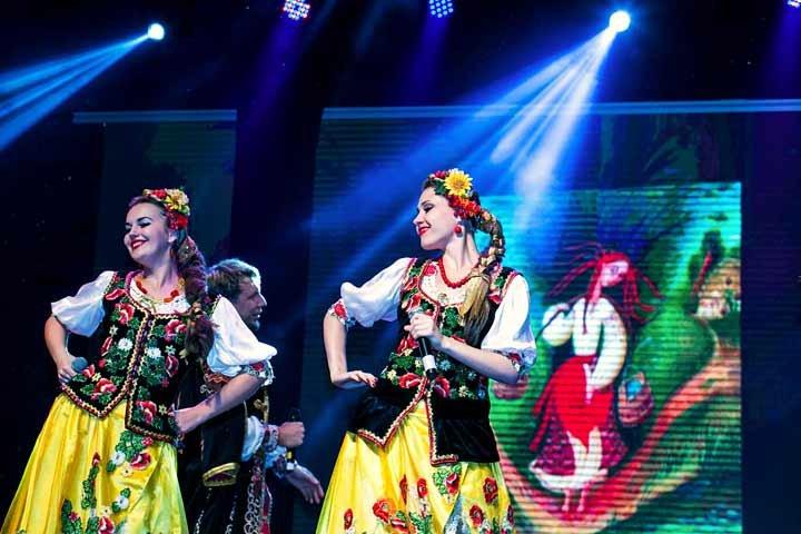 украинские песни на фестивале