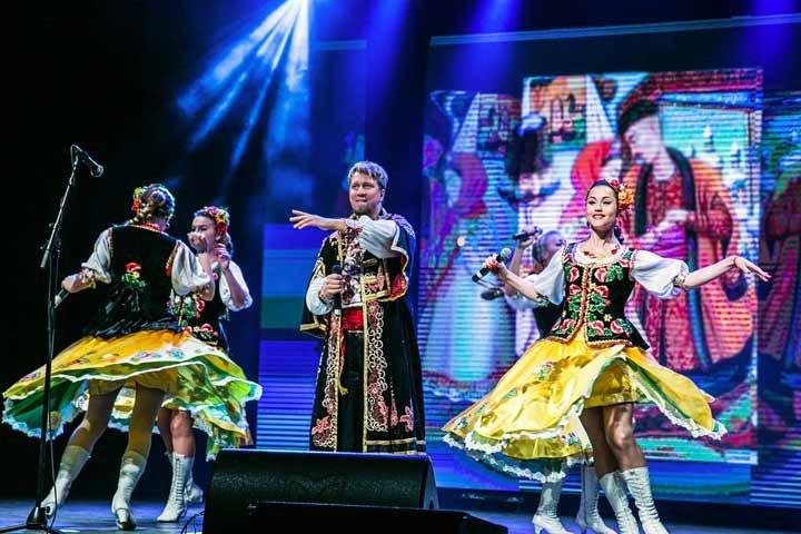 украинские танцы