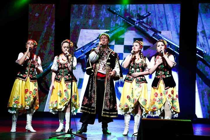 Фестиваль украинской культуры