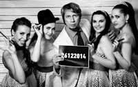 гангстерская вечеринка 2015
