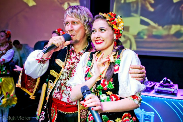 Concert of the Song theatre Dzherela