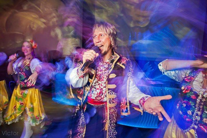 українські пісні у клубі Пасаж