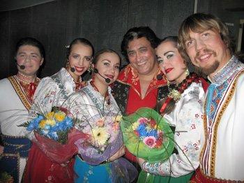 Popular Ukrainian artists