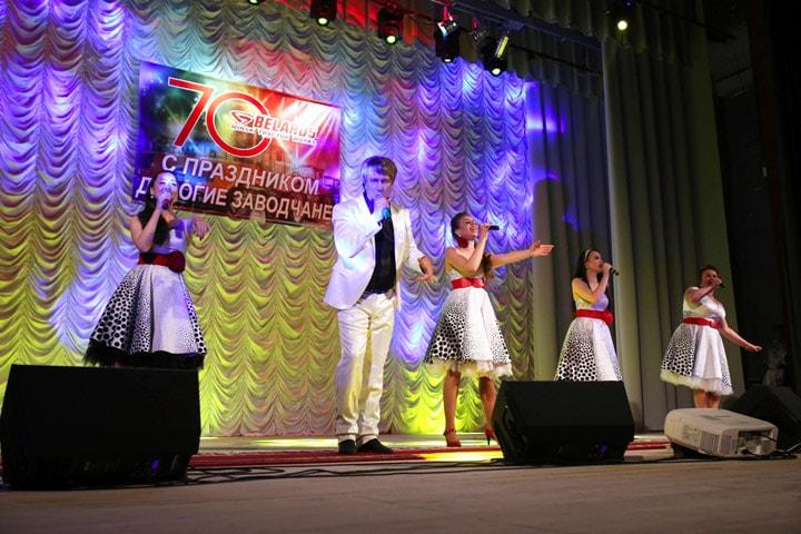 праздничный концерт в Минске