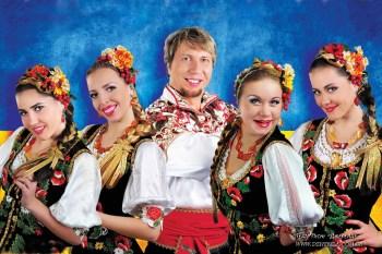 Ансамбль Джерела: украинские песни в современной обработке