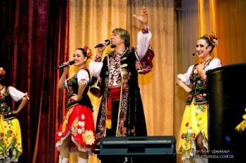 Сольный концерт Театра Песни «Джерела» в Киевской области