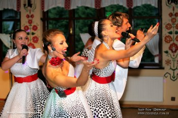 Танцы на дискотеке: постановка танца одной из хитовых песен