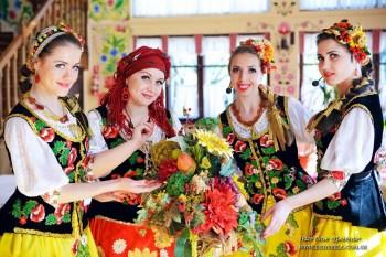 Украинские девчата