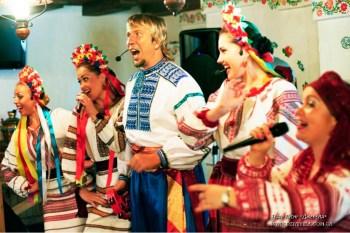 Веселые украинские песни на вечеринке