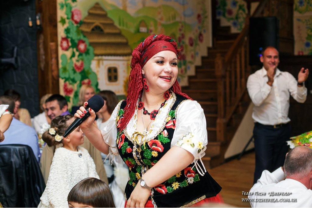 Тамада и ведущая Ольга Токарь на свадьбе