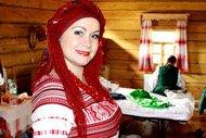 Ведущая Ольга Токарь
